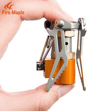 Fire Maple Ultralight Titanium One-Piece Gas Stove Outdoor Camping Gas Burner