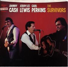 "((7"" PICTURE SLEEVE ONLY**)) JOHNNY CASH / JERRY LEE LEWIS / CARL PERKINS  <1982"