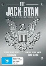 The Jack Ryan Collection (The Hunt for Red October / Patriot Games) NEW R4 DVD