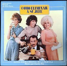 DOLLY PARTON  - Como Eliminar A Su Jefe - LP 20th 1981 - 9 To 5, Easy Time