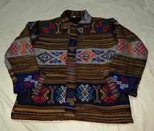 J279 L pesante lana con colletto Fleece Zipper Inverno dell' Himalaya Sherpa Giacca Nepal