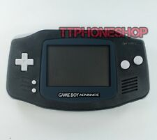 Black GameBoy Advance GBA Console System MINT NEW - Used - UK