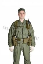 SSO SPOSN Russian Army Spetsnaz FSB Tactical Assault Vest Smersh AK VOG (OLIVE)