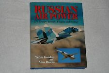 Russian Air Power by Yefim Gordon and Alan Dawes (2002, Hardcover)