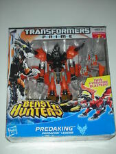 Transformers BeastHunters Predaking voyager class MISB r:55