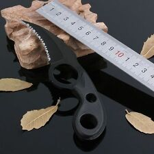 Fishing Camping Tool Outdoor defense claw Stainless steel Folding Blade knife