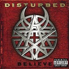 Believe [LP] by Disturbed (Nu-Metal) (Vinyl, Nov-2015, Reprise)
