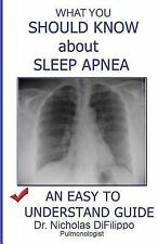 What You Should Know about Sleep Apnea : An Easy to Understand Guide by...