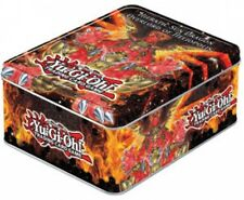 YUGIOH 2012 Hieratic Sun Dragon Overlord of Heliopolis Collector Tin SEALED!!