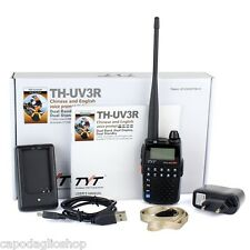 TYT TH-UV3R Rtx Portatile Tri-Band 134~174-200~260-400~520MHz VERSIONE EXPORT!