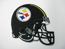 LOT OF (1) NFL PITTSBURGH STEELERS EMBROIDERED HELMET PATCH ITEM # 12
