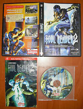 Legacy of Kain Soul Reaver 2 [PC CD-ROM] Computer Hoy Juegos Ver.Esp. ¡COMPLETO!