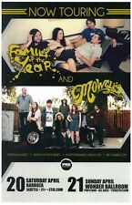 FAMILY OF THE YEAR & MOWGLIS 2013 Gig Concert POSTER Portland Oregon Seattle