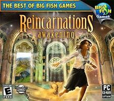 Reincarnations Awakening  PC Hidden Object  Win XP Vista 7 8  Brand New Sealed