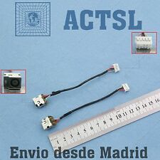 Conector Clavija DC para HP Pavilion DV6-3000 Series (with cable)