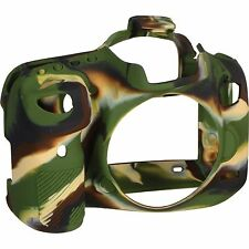 Easycover Easy Cover Silicon Camera Case Camouflage - Canon 7D Mark II