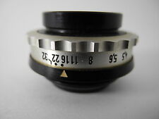 RODENSTOCK OMEGAR 75/4.5 VERY COOL ENLARGING LENS MADE IN GERMANY