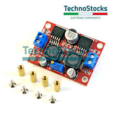 Convertitore regolabile DC DC STEP-UP + STEP-DOWN 1.25-26V 3A LM2577S LM2596S