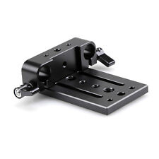 "SmallRig 1/4"" Camera Tripod mounting Plate For 15mm Rod Support DSLR Rig 0853"