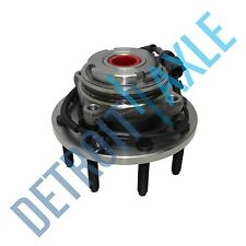New FRONT Wheel Hub And Bearing ABS 1999-2004 Ford F-350 F-450 Super Duty 2WD
