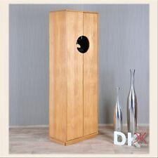 Garderobenschrank Diele Flur Kleide Schrank Kiefer Massivholz gewachst 748012