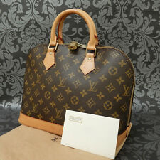 Rise-on LOUIS VUITTON MONOGRAM ALMA Handbag Satchel Borsetta Borsa a Mano #249 I