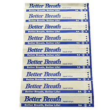 200 x Large Nasal Strips Better Breath Ventilation Reduce Snoring Right Now