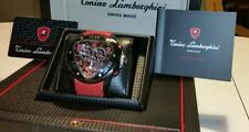 Tonino Lamborghini Spyder Chronograph Swiss Made Mens Watch