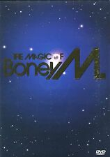 Boney M. : The magic of Boney M. (DVD)