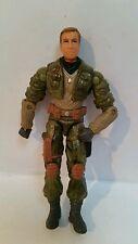 "G.I. JOE: CROSS HAIR 4"" Action Figure, Hasbro, 2003, Collectible, SPY TROOPS"