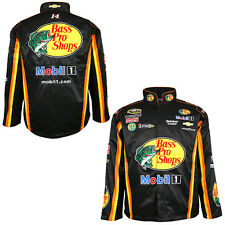 Tony Stewart Childrens Jacket  # 14 Bass Pro Shops / Mobil 1 Size XL Free Ship