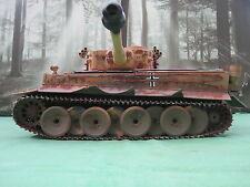 GERMAN  TIGER 1 BY HENG LONG  1/16 SCALE R-T-R BOXED