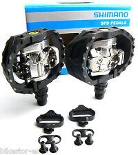 Pedales SHIMANO PD M 424 SPD PEDAL MTB BTT BICICLETA BICI BMX BIKE  472 g