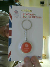 TEAM GB KEY CHAIN & COCA COLA STYLED BOTTLE OPENER GREAT GIFT FREE UK  POST