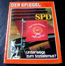 Der Spiegel 20/70 Titelbild: SPD - Unterwegs zum Sozialismus? KIRCHE / MISCHEHE