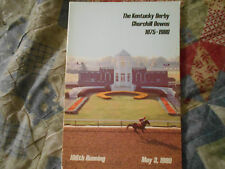1980 KENTUCKY DERBY MEDIA GUIDE AD