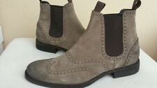 SCARPE FRATELLI WIGTOWN N 40 LEATHER CLASSICHE  179 SHOES MADE IN ITALY