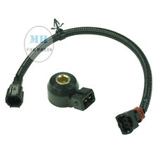 New Set knock sensor & Harness For Nissan Terrano Pathfinder Frontier Juke Quest