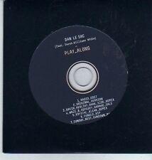 (DA367) Dan Le Sac, Play Along - 2012 DJ CD