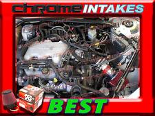 K&N+RED 00 01 02 03-05/ 2000-2005 CHEVY IMPALA/MONTE CARLO 3.4L V6 AIR INTAKE S