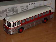 BUS ZIS-127,Vector-Models,Russische Handarbeit Modell 1,43