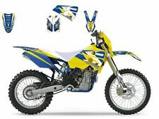 HUSABERG -Decal Set Blackbird Dream 3 Graphics- Models FE/FS 2000-2005.