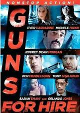 Guns for Hire (DVD, 2015)(SHIPPING INCLUDED)
