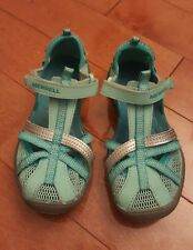 Kids Merrell Hydro water shoes size 11