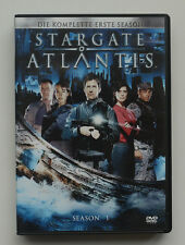 DVD Season 1 Stargate Atlantis 5 DVD komplette erste Staffel deutsch