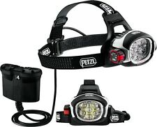 Petzl Ultra Rush Belt Headtorch E52 BUK Advanced Headlamp Light Outdoors Sports