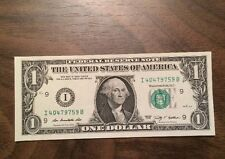 USA 1 DOLLARO BANCONOTA-BU BANCONOTA COLLEZIONE HOLIDAY Money-TIP