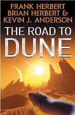 Frank Herbert ROAD TO DUNE Brian Herbert Kevin J Anderson (trade paperback)
