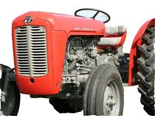 Massey Ferguson MF35 Tractor:WOKSHOP-PARTS-OPERATOR-ENGINE-HYDRA PUMP Manuals/CD
