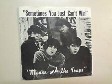 """MOUSE & THE TRAPS:Sometimes You Just Can't Win-U.S. 7""""68 Fraternity F1005 DJ PSL"""